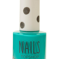 Nails in Green Room - Nails - Make Up - Topshop
