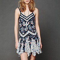 Free People Clothing Boutique > In And Out Ditsy Florals Slip