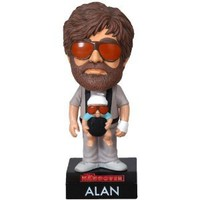 Amazon.com: Funko Alan with Baby Talking Wacky Wobbler: Toys & Games