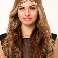 Feeling Opti-Mystic Gold Headpiece