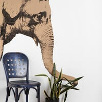 Urban Outfitters - Elephant Wall Decal