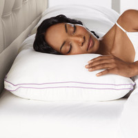 BioSense® Memory Foam Shoulder Pillow with Better Than Down® Cover