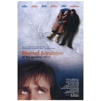 Amazon.com: Eternal Sunshine Of The Spotless Mind - Movie Poster (Size: 27'' x 40'') Poster Print, 27x40: Home & Garden