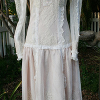 Blushing Bride Dainty Details layered Lace by CallMeChula