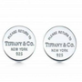 Tiffany &amp; CO Circle Earrings