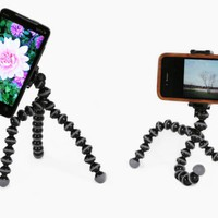 Gorillapod GripTight PhoneCam ClampStand - The Photojojo Store!