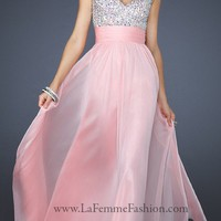 La Femme Seventeen Prom Dress 16802 - Prom Dresses - Dresses