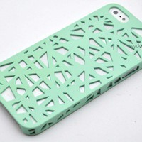 Iphone 5 Mint Green Case