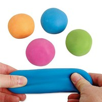 Pull and Stretch Bounce Ball