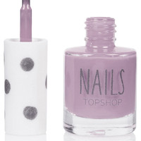 Nails in Parma Violet - Topshop