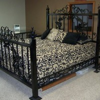 Sale LOWEST PRICE EVER Victorian Wrought Iron by METALMASTERSINC
