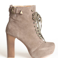 Still True Lace Up Platforms by Chelsea Crew - &amp;#36;101.00 : ThreadSence.com, Your Spot For Indie Clothing &amp; Indie Urban Culture