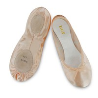 Bloch Split Sole Satin Ballet Shoes