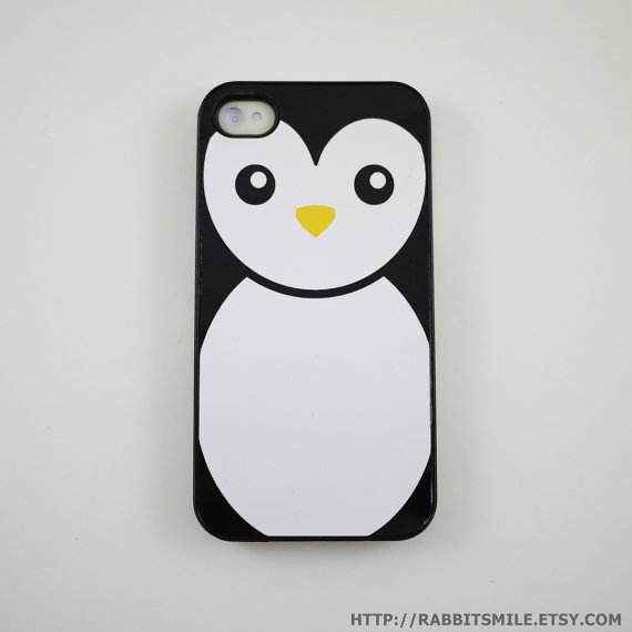 Penguin Book Phone Cover : Penguin iphone case s from rabbitsmile on