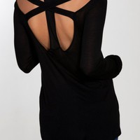 OBEY CLOTHING - OBEY TRAPEZE KNIT TOP