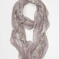 Shimmered Taupe Loop - Anthropologie.com