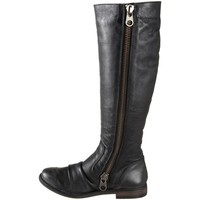 Steve Madden Women's Linderr Distressed Knee-High Boot - designer shoes, handbags, jewelry, watches, and fashion accessories | endless.com