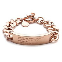 Marc by Marc Jacobs Standard Supply ID Bracelet | SHOPBOP