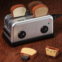 Toaster USB Hub