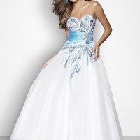 Ball Gowns - Pink by Blush Prom Pink Style 5207