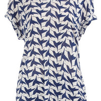 Navy hummingbird tee - New In Clothing - What's New - Dorothy Perkins