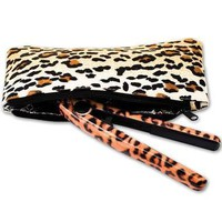 Mini Pro Travel Straightener, 0.5 Inch (Leopard)