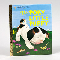 buyolympia.com: Little Golden Book - The Poky Little Puppy
