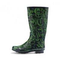 Whimsy Rain Boots - Shoes & Bags