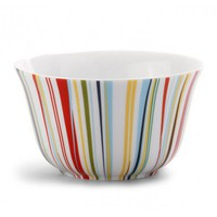 Stripe Cereal Bowl - Home & Decor