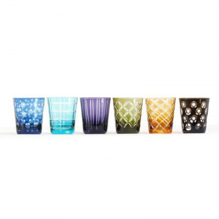 Cut Tumbler Set - Dining