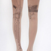 Moon Shine Apparel — Gun Tights