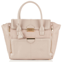 Winged Pushlock Tote - Debutante - Collections - Topshop