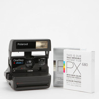 Impossible Polaroid One-Step Close-Up Camera- Black One