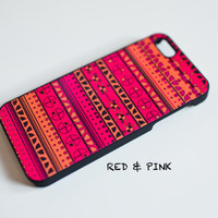 Aztec Retro Tribal Vintage iphone 5 case cover by EmiSoul on Etsy