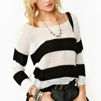 Frenchie Stripe Knit