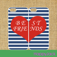 Stripe Best Friends 2pcs -- Iphone .. on Luulla