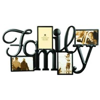 Amazon.com: Burnes of Boston 542540 Family 4 Opening Wall Collage: Home & Kitchen