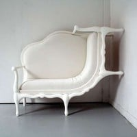 Sofas That Climb Walls - Canape by Lila Jang