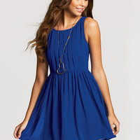 Emma Pleated Dress -