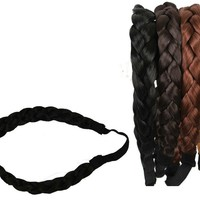 Beauty Plus Hair - Synthetic Braid Hair Bands