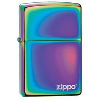 Amazon.com: Zippo Lighter Spectrum w/Zippo Logo: Sports & Outdoors