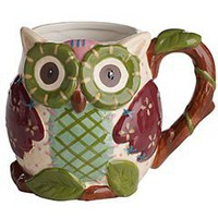 Product Details - Owl Mug