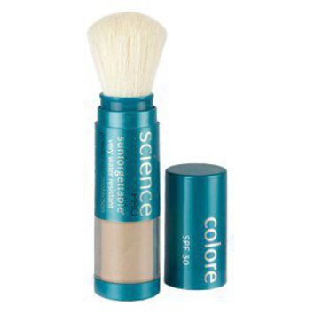 colorescience pro?- sunforgettable?- Mineral Sun Protection Powder Brush SPF 30 | Makeup | Birchbox