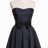 Be True To Yourself Strapless Dress By Steady Clothing