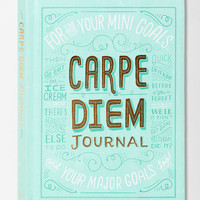 Urban Outfitters - Carpe Diem Journal