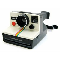 Amazon.com: Polaroid OneStep SX-70 White/Rainbow Camera: Camera & Photo