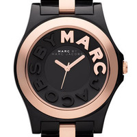 MARC BY MARC JACOBS &#x27;Rivera&#x27; Resin Bracelet Watch | Nordstrom