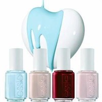Amazon.com: Essie - The Wedding Collection - Set of 4: Health & Personal Care