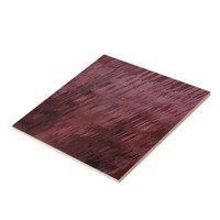 Burgundy Rain Tile from Zazzle.com