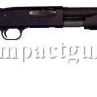 "Mossberg 500 Special Purpose 12g 18"", 6 shot, Parkerized, Includes Free Pistol Grip! - Impact Guns"